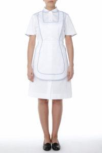 Vestito Annalisa Bianco Mercatores