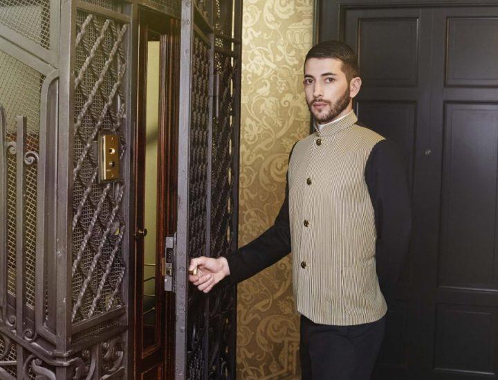 Butler Jacket