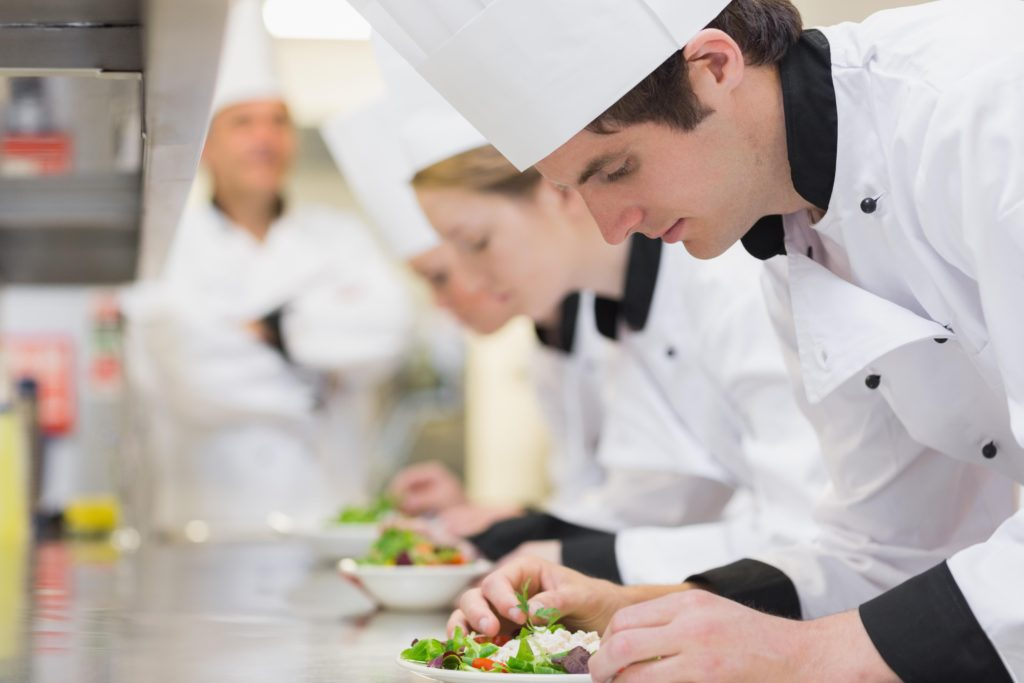 Uniforms for chefs - Mercatores professional clothing