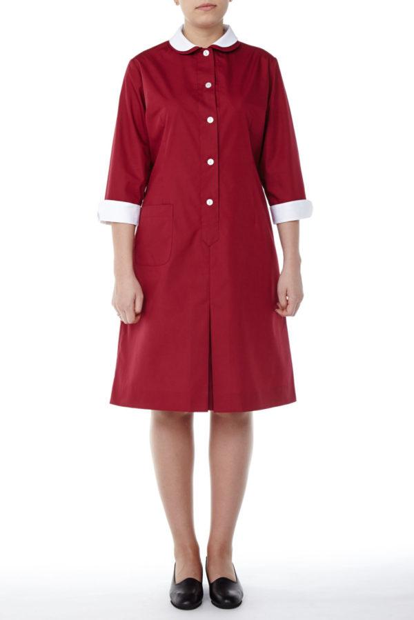 Laura Dress 3/4 Sleeve - Mercatores Hotel Apparel