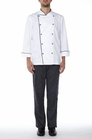 Chef Jacket - Mercatores workwear Uniforms