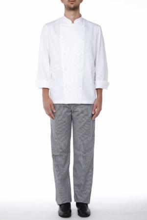 Arthur chef jacket - Mercatores professional clothing