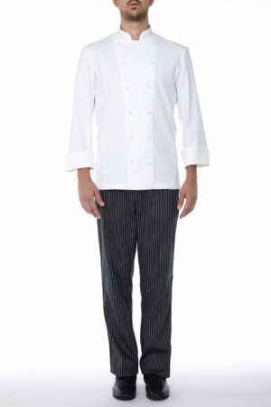 Cesare chef jacket - Mercatores professional clothing