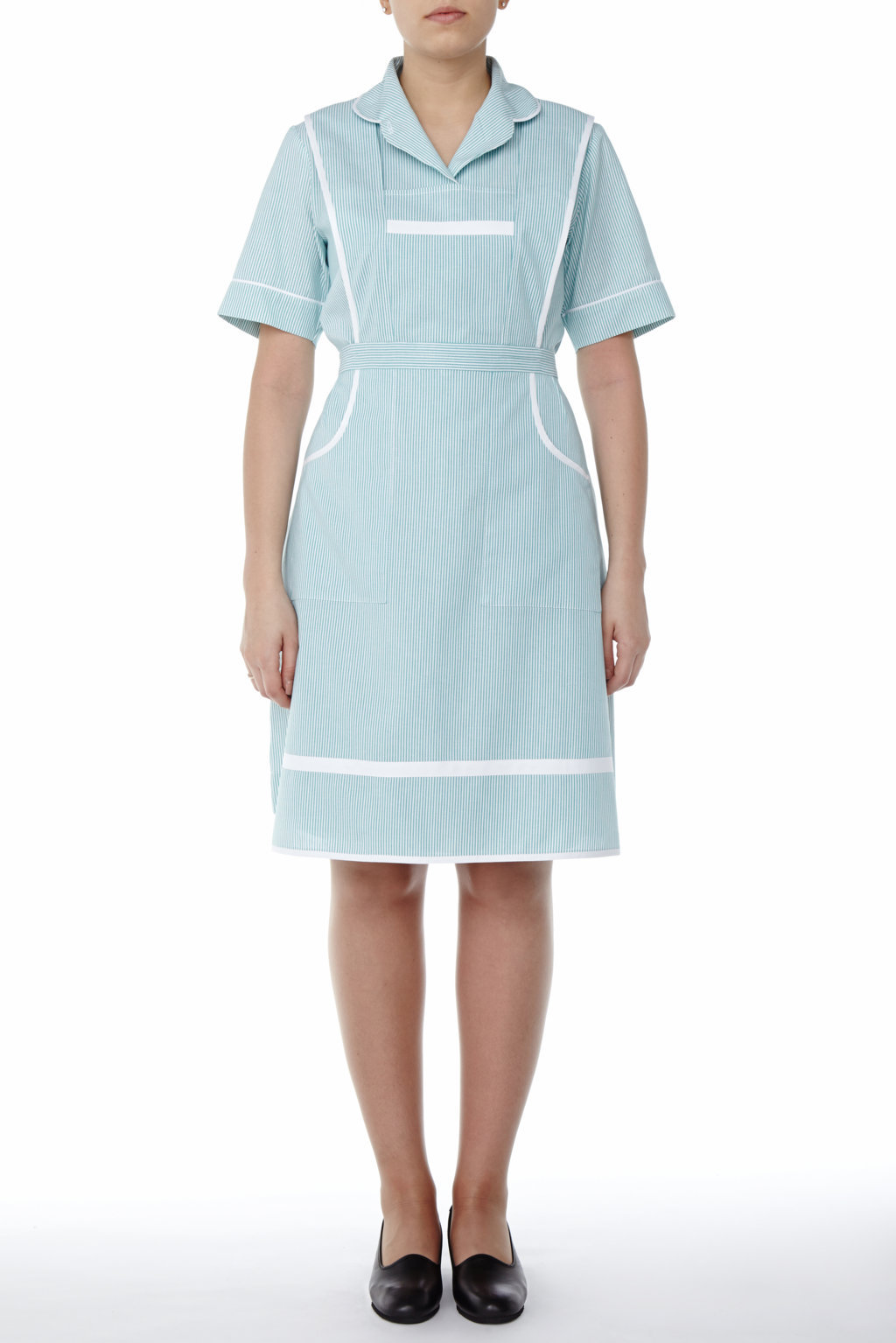 Carola dress - Hotel Maid Uniforms - Mercatores Made in Italy