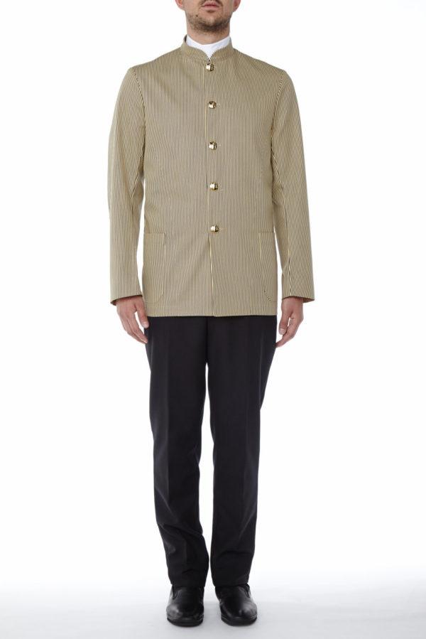 Ambrogio jacket - Mercatores uniform for catering