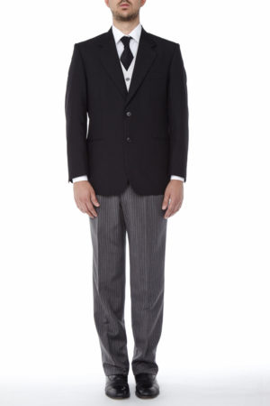 Butler suit with tie - Mercatores professional clothing