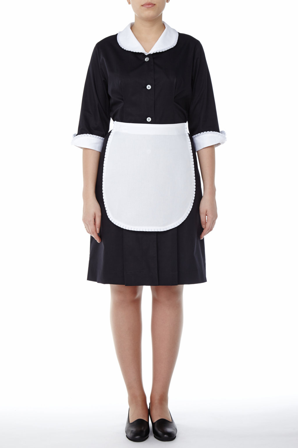 Pia dress with apron - Hotel Staff Uniforms Mercatores